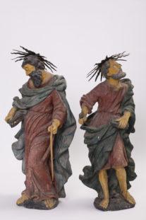 Die zwei heiligen Petrus & Paulus